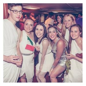 Italian Boat Cruise